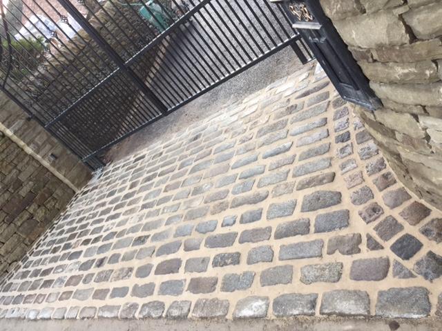 paving macclesfield