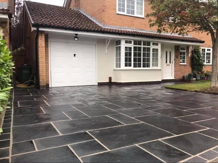 Limestone drives macclesfield